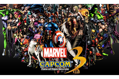 Marvel vs Capcom 3: Fate of Two Worlds Review ...