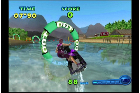 Wave Race: Blue Storm (GCN / GameCube) Game Profile | News ...