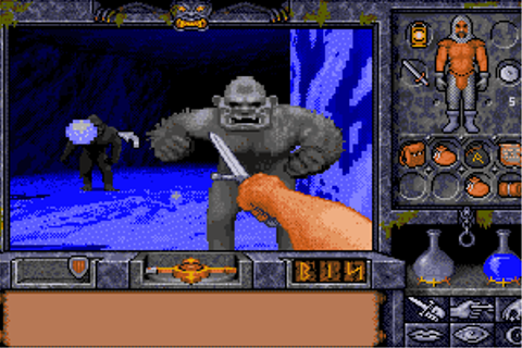 Ultima Underworld: The Stygian Abyss - My Abandonware