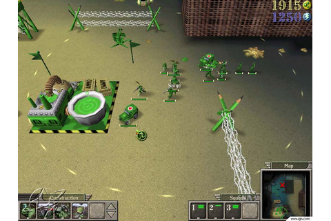 Army Men: RTS Screenshots, Pictures, Wallpapers - PC - IGN