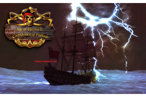 World Games New And Old: Age of Pirates 2 City of ...