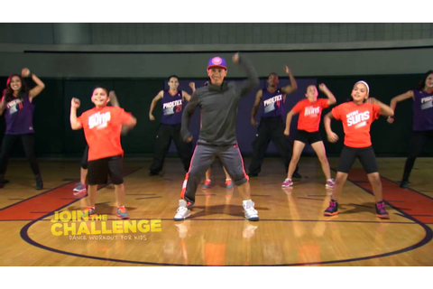 Join the Challenge Dance Workout for Kids (Full Version ...