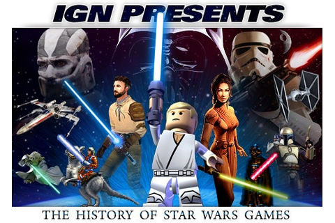 The Best Star Wars Games Ever Made - IGN
