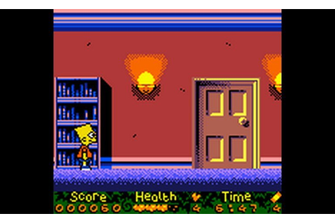 Play Simpsons, The - Night of the Living Treehouse of ...