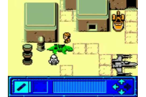 Game Boy Color Yoda Stories - YouTube