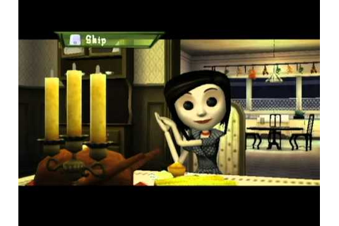 Amanda Troop in Coraline: The Video Game - YouTube