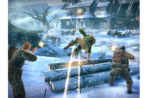 Gameloft releases Brothers in Arms 3: Sons of War