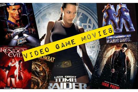 10 Video Game Movies That Became the Biggest Jokes of the ...
