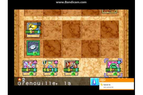 Let's Play Yu-Gi-Oh Les cartes sacrées - Episode 01 - YouTube