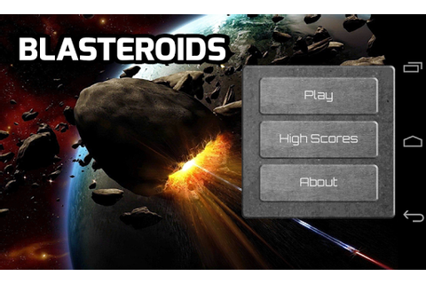 Download Blasteroids for PC