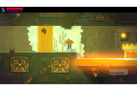 Guacamelee! game | Games | Pinterest | Gaming