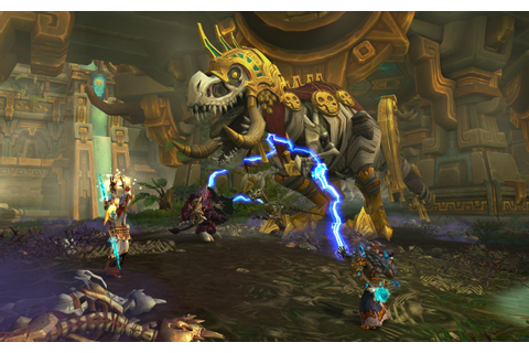 World of Warcraft: Battle for Azeroth release date set for ...