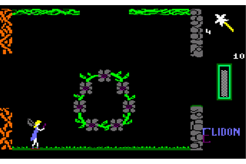 Download Elidon (Amstrad CPC) - My Abandonware