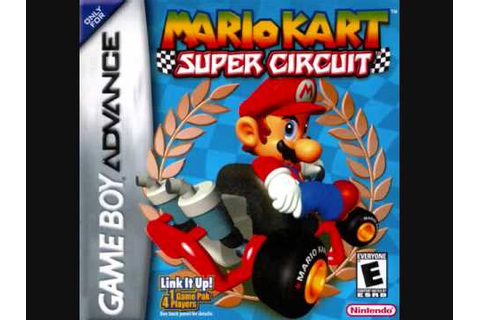 Mario Kart: Super Circuit - The Original Soundtrack ...