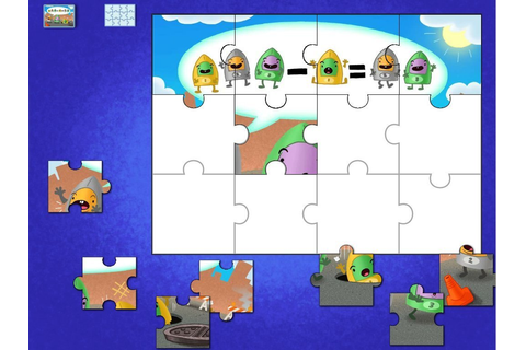 Muggo Subtraction Puzzle Game | Game | Education.com