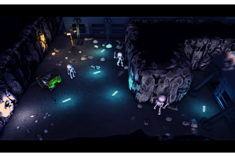 Maia, A Dungeon Keeper Inspired 3D Game Coming to Linux ...