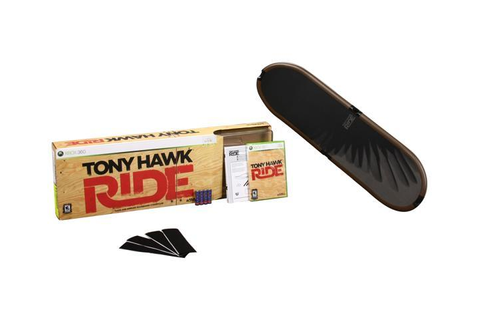 Tony Hawk Ride with Skateboard Xbox 360 Game - Newegg.com
