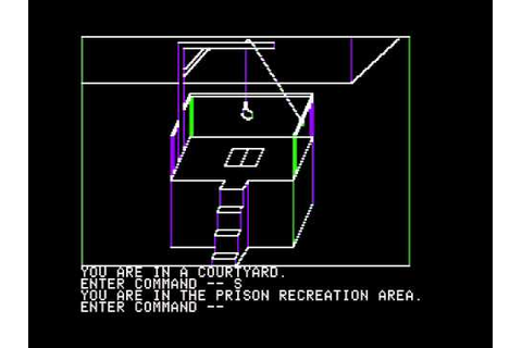 Escape from Rungistan for the Apple II - YouTube