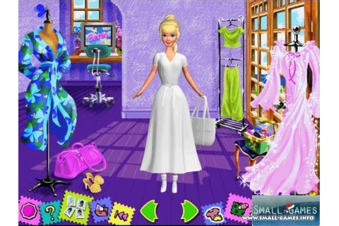 Barbie fashion designer paris games