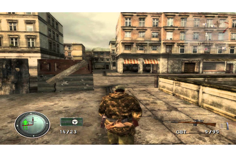 Sniper Elite 1 Free Download PC Game For Windows