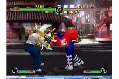 Final Fight Revenge (Arcade, Sega Saturn) - Gameplay - YouTube