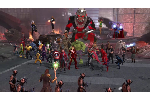Marvel Heroes Omega suddenly shuts down, Xbox One users ...