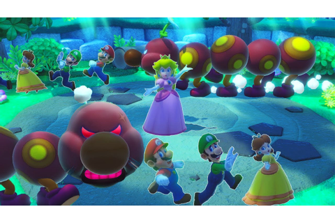 Super Mario Party - Don't Wake Wiggler! - All Characters ...