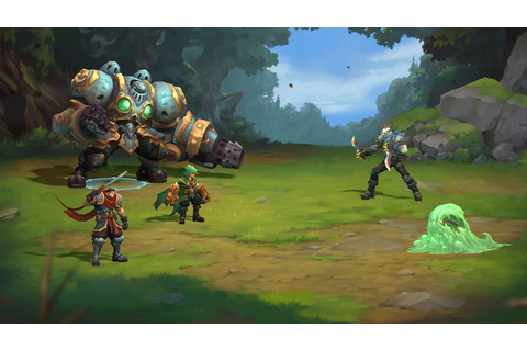 BATTLE CHASERS NIGHTWAR HIGHLY COMPRESSED download free ...