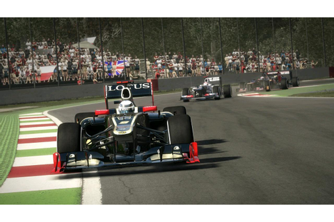 F1 2012 game 4 – The Reticule