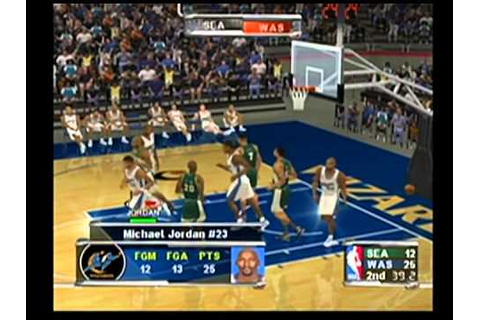 A Game of Michael Jordan Versus the Seattle Sonics - NBA ...