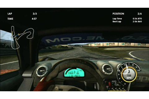 Classic Game Room HD - RACE PRO for Xbox 360 review pt2 ...
