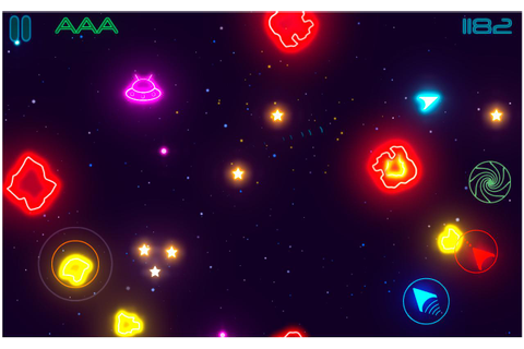 Glow Asteroids Meteor Shooter - Android Apps on Google Play