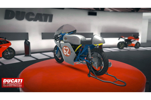 Ducati 90th Anniversary Video Game Announced - Motorcycle ...