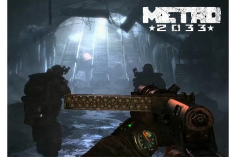 Metro 2033 is set to release early next year by THQ ...