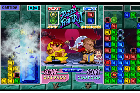 Super Puzzle Fighter II Turbo - The 50 Best Puzzle Games ...