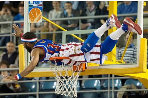 Harlem Globetrotters return to the Sault this spring ...
