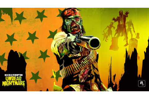 'Red Dead Redemption: Undead Nightmare' Goes 4K On Xbox ...