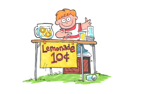Lemonade Stand 4 Player Quick Strategy Card Game by Seth ...