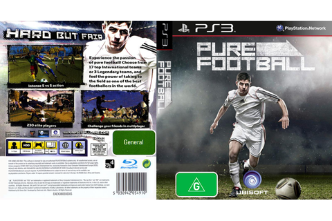 GAMES & GAMERS: PURE FOOTBALL PS3 DOWNLOAD