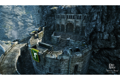Csúszik a The Lord of the Rings Online: Helm's Deep ...