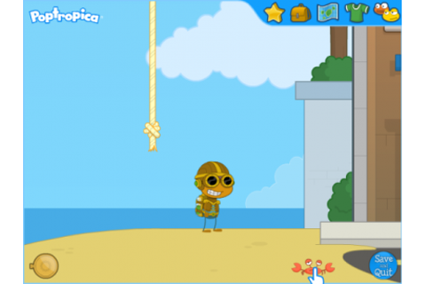 Poptropica Games | Resource and Information
