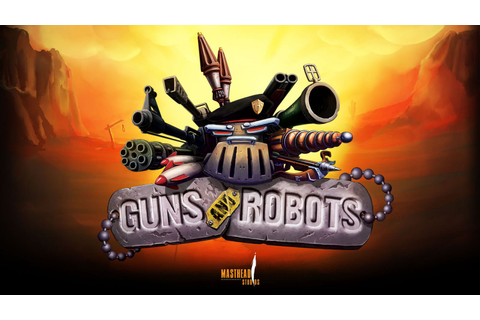 Guns and Robots New Concept Art Showcase Weapons - New ...