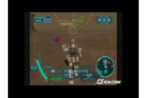 Mobile Suit Gundam: Senshitachi no Kiseki GameCube - YouTube