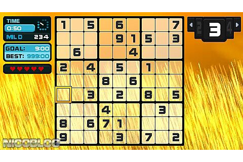 Go! Sudoku (Europe) APK + ISO PSP Download For Free