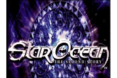 Classic PS1 Game Star Ocean The Second Story on PS3 in HD ...