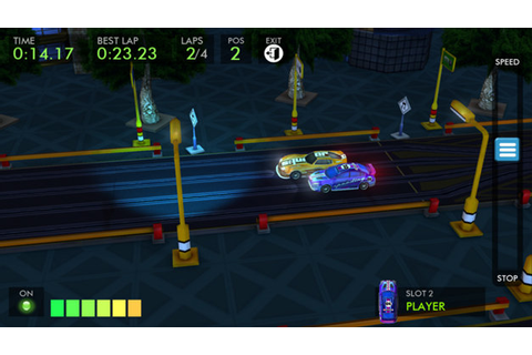 HTR + High Tech Racing Game | PSVITA - PlayStation