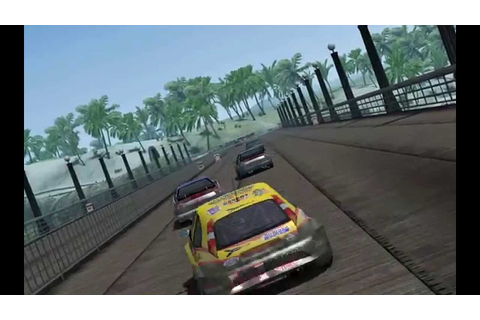 Cross Racing Championship Extreme 2005 Gameplay - YouTube