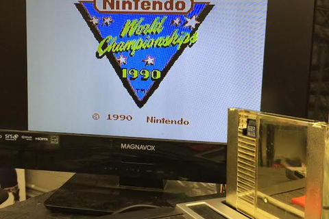 Nintendo World Championships cartridge sells for $100K on ...