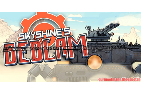 SKYSHINES BEDLAM - Free Games For You