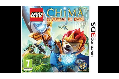 Images LEGO Legends of Chima : Le Voyage de Laval